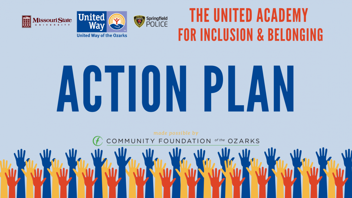united academy action plan banner