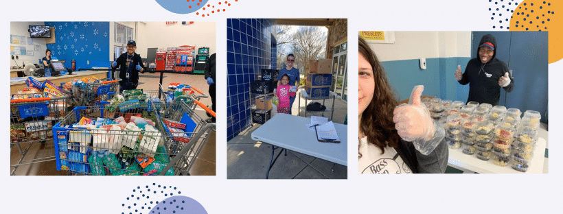 The Boys and Girls Club of Springfield respond to the COVID-19 pandemic by meeting the needs of those in our community.