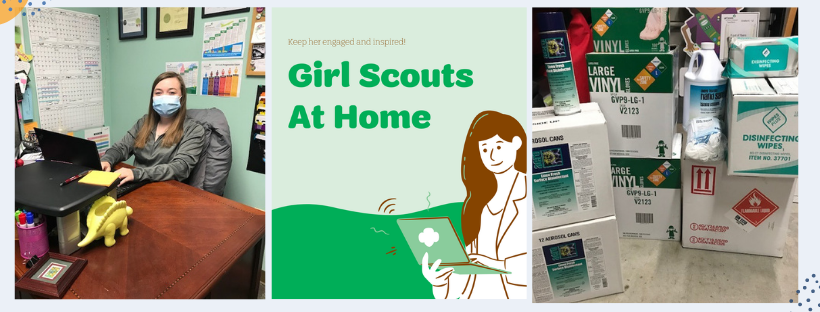 Girl Scouts of the Missouri Heartland ensured that safety was their top priority during this year.
