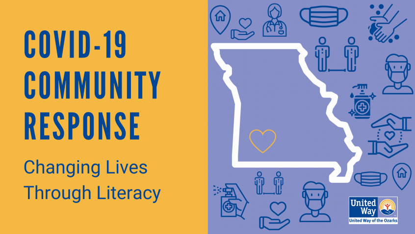 COVID-19 Community Response: Changing Lives Through Literacy