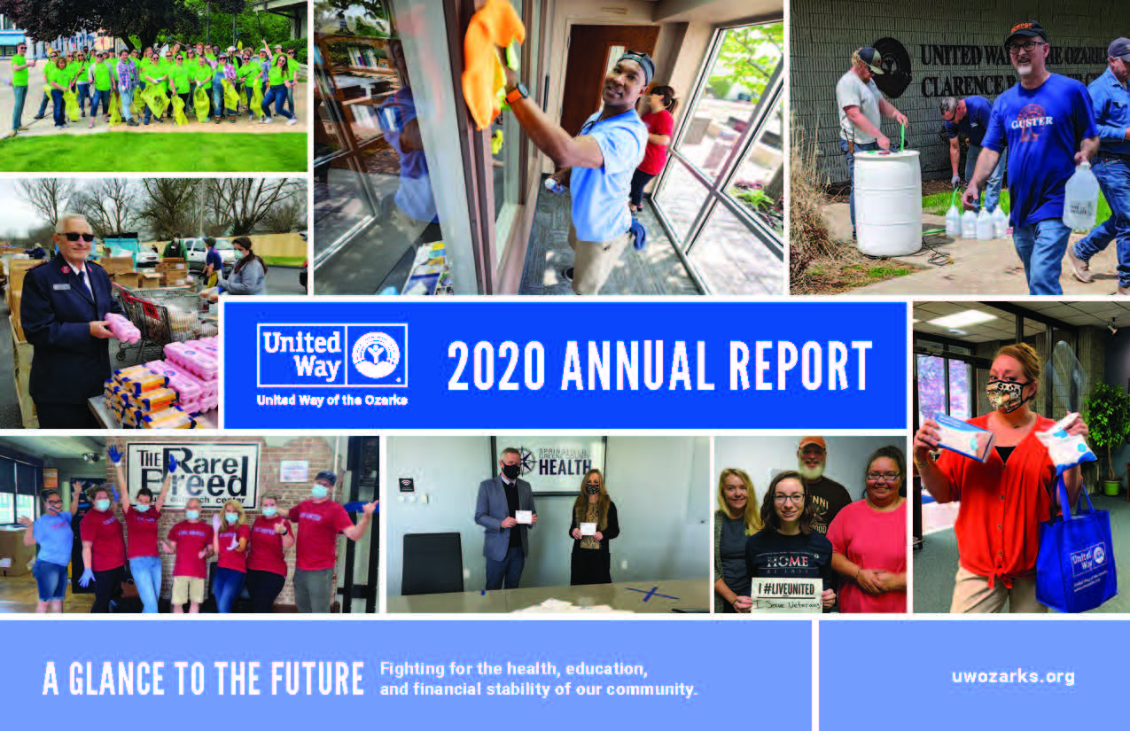 United Way 2020 Annual Report